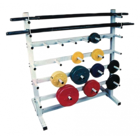 BARS AND WEIGHT SUPPORTER