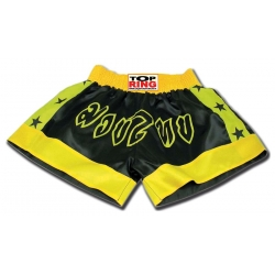 THAI SHORTS BLACK / YELLOW