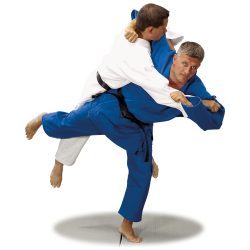 BASIC WHITE JUDO SUIT UNIFORM