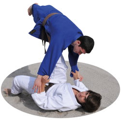 MASTER BLUE JUDO SUIT UNIFORM 750GR