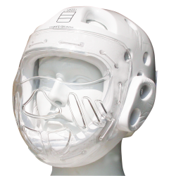 COMPETITION APPROVED HEAD GUARD