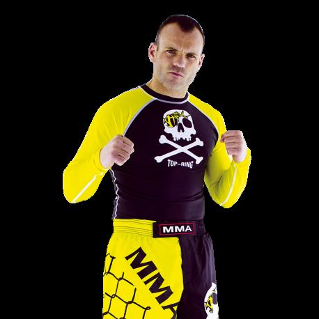 """Camiseta MMA """"TOP-RING POISON"""""""