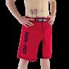 Pantalón/Bermuda MMA TOP-RING Rojo