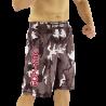 Pantalón/Bermuda MMA TOP-RING CAMUFLAJE Gris