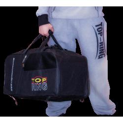 Bolso / Mochila bordada con logos TOP-RING (2 tamaños)