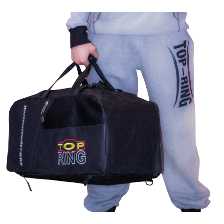 BOLSA/MOCHILA TRANSPIRABLE TOP RING