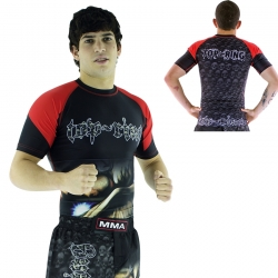 "Camiseta MMA ""TOP-RING MONSTER"""