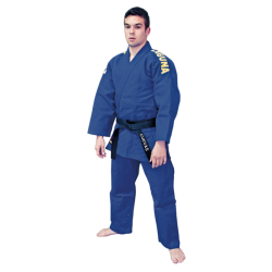 GRAND MASTER BLUE JUDO SUIT UNIFORM 950GR