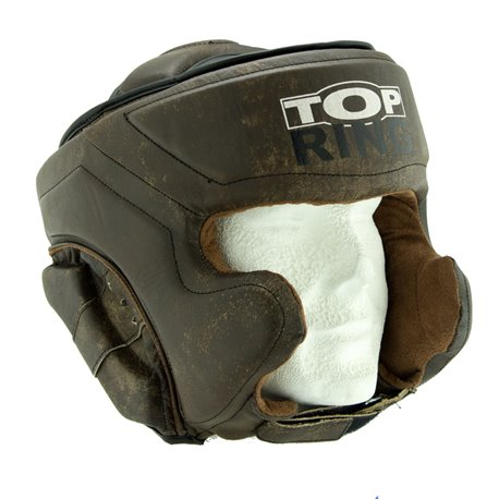 "CASCO PIEL ""Top-Ring Vintage"""
