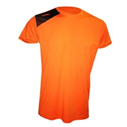 Camiseta Softee FULL color Naranja Fluor