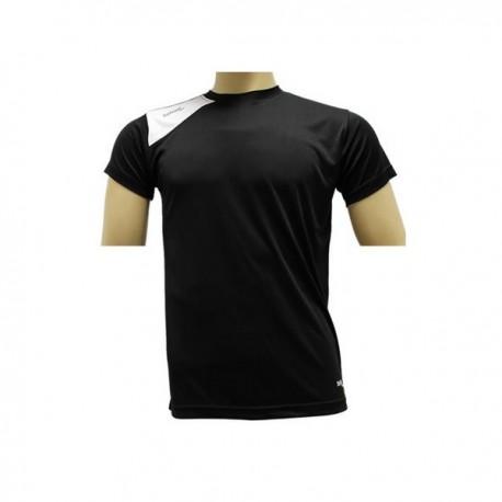Camiseta Softee FULL color Negro-Blanco