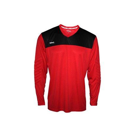 Camiseta Softee FULL PORTERO Inf. Rojo/Negro