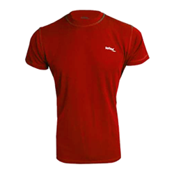 CAMISETA SOFTEE TECHNICS DRY ROJO