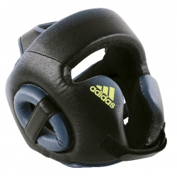 ADIDAS CASCO SPEED TRAINING NEGRO/AMARILLO