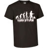 CAMISETA ALGODON EVOLUTION FIREMAN