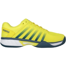 ZAPATILLA KSWISS EXPRESS LIGHT HB AMARILLO FLÚOR/VERDE