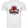 CAMISETA TÉCNICA TOP RING BLANCO