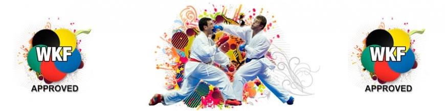 Kimonos Competicion WKF
