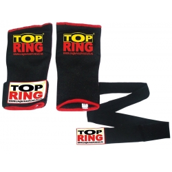 INNER BOXING GLOVE WITH HAND BANDAGE. NUCKLES WITH PADDING PROTECTION