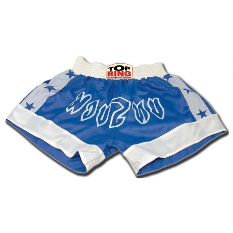 THAI SHORTS BLUE / WHITE