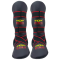 SHIN GUARD BOOT K1 KICK AND FULL BLACK