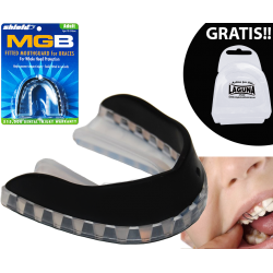 FITTED MOUTH GUARD SPECIAL FOR BRACES