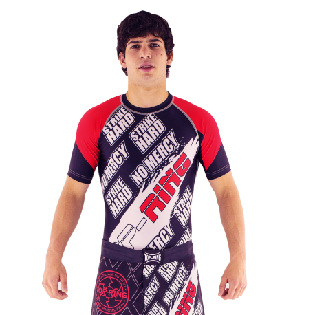 "Camiseta MMA ""TOP-RING STRIKE HARD"""