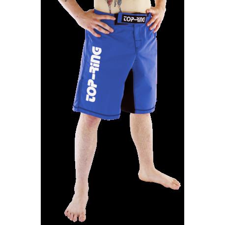 Pantalón/Bermuda MMA TOP-RING Azul