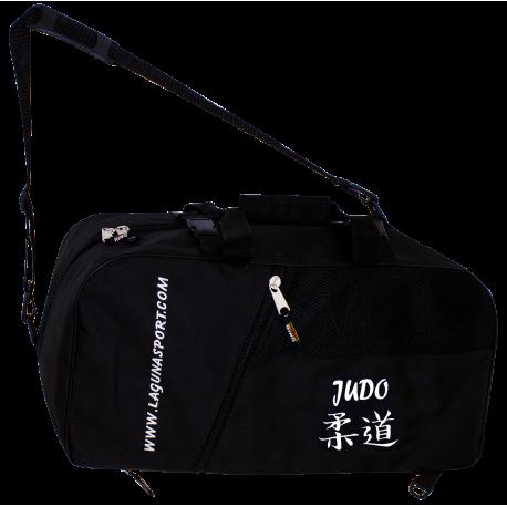 Bolso / Mochila bordada con logos JUDO (2 tamaños)