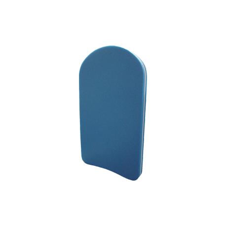 Tabla iniciación natación 47 x 28 x 3 cm. espuma poliofílica