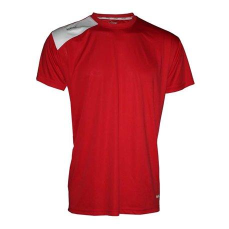 Camiseta Softee FULL color Rojo-Blanco