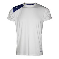 Camiseta Softee FULL color Blanco-Royal