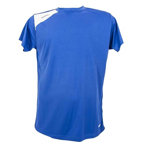 Camiseta Softee FULL color Royal-Blanco