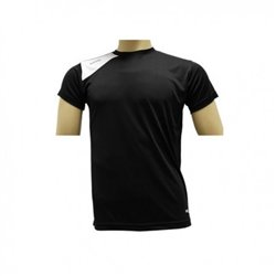 Camiseta Softee FULL color Negro-Blanco