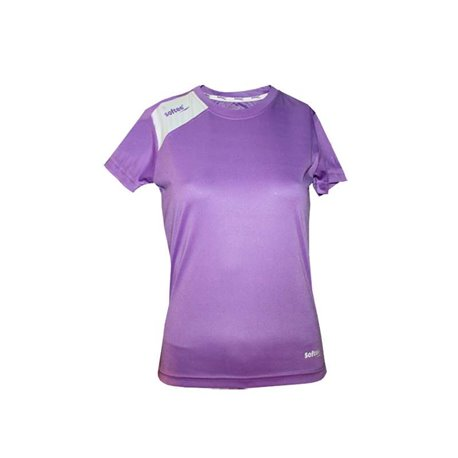 Camiseta Softee FULL NIÑA color Violeta