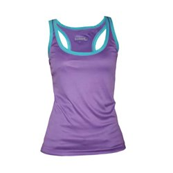 Camiseta Softee FULL Tirantes Mujer color Viol-Azl