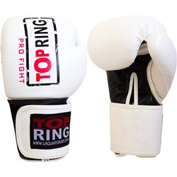 "GUANTE PIEL ""Top-Ring Pro Fight"""