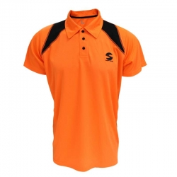 POLO PADEL SOFTEE REFLEX COLOR NARANJA FLUOR