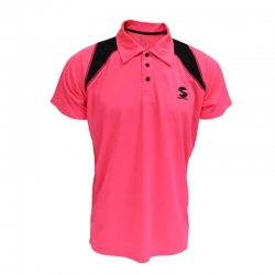 POLO PADEL SOFTEE REFLEX COLOR ROSA FLUOR