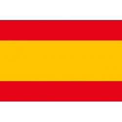 BORDADO BANDERA ESPAÑA 4X2CM