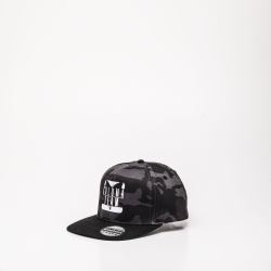 GORRA COLOMA TEAM CAMUFLAJE MIDNIGHT/NEGRO ADULTO