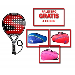 PALA PADEL SOFTEE K3 TOUR CARBON 5.0