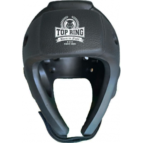 CASCO TOP RING DE EVA COLOR NEGRO