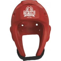 CASCO TOP RING DE EVA COLOR ROJO