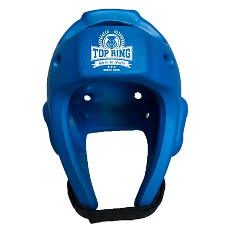 CASCO TOP RING DE EVA COLOR AZUL