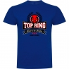 CAMISETA ALGODÓN TOP RING ROYAL