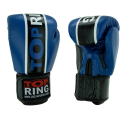 GUANTE BOXEO PVC TOP RING 6OZ