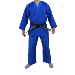 BASIC BLUE JUDO SUIT UNIFORM