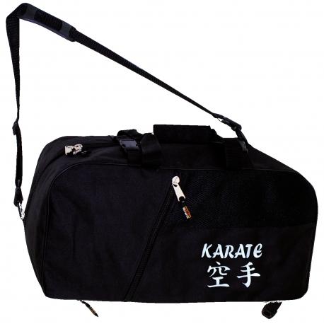 Bolso / Mochila bordada con logos KARATE (2 tamaños)