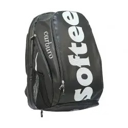 MOCHILA SOFTEE CARBURO NEGRO
